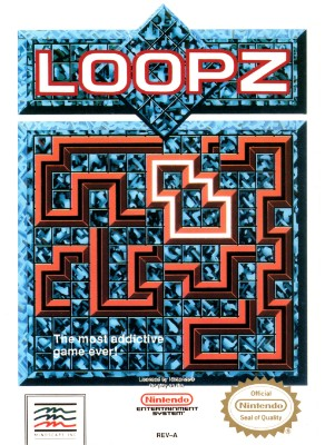 Loopz Cover Art