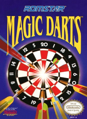 Magic Darts Cover Art