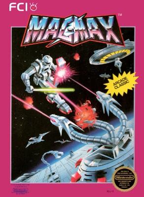 Magmax Cover Art