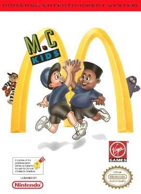 M.C. Kids Cover Art