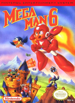 Mega Man 6 Value / Price | Nintendo NES