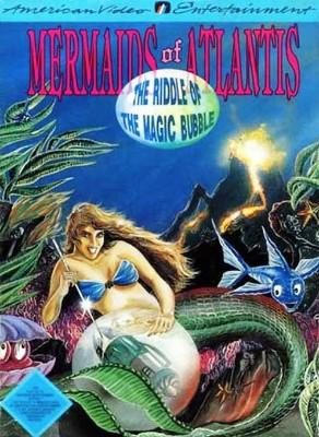 Mermaids of Atlantis Cover Art