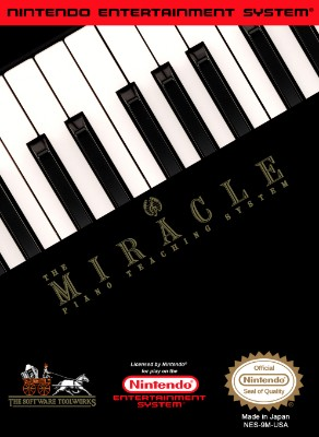 Miracle Piano Teaching System Cover Art