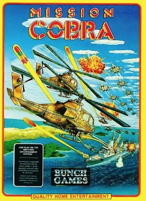 Mission Cobra Cover Art