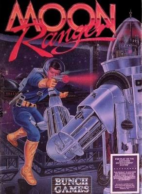 Moon Ranger [Blue] Cover Art