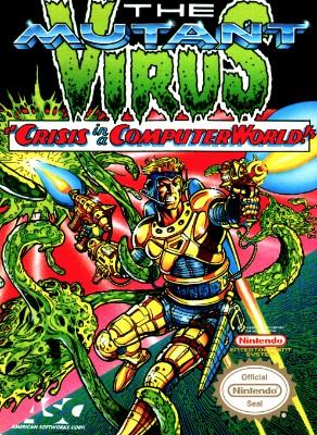 Mutant Virus Cover Art