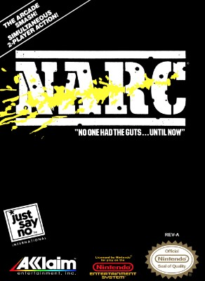 NARC Cover Art