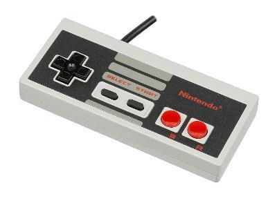 NES Controller Cover Art