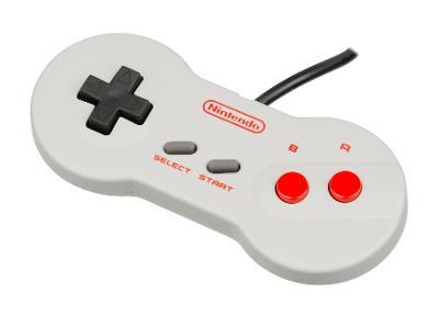 NES Dogbone Controller