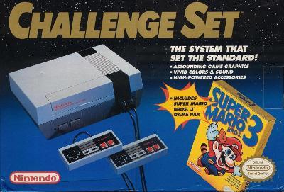 Nintendo Entertainment System [Challenge Set]