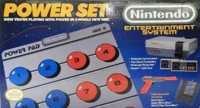 Nintendo Entertainment System [Power Set]