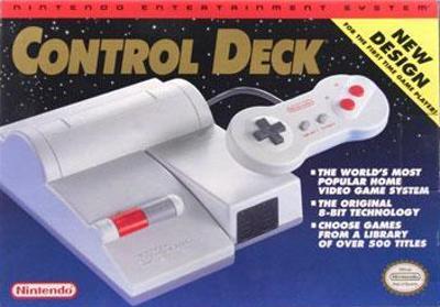 Nintendo Entertainment System: Top Loader [Control Deck]