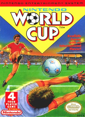 Nintendo World Cup Cover Art