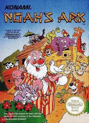 Noah's Ark [PAL] Cover Art