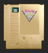 Nintendo World Championships [Gold] Cover Art