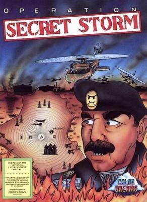 Operation Secret Storm [Black] Cover Art