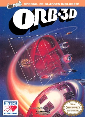 ORB 3-D Cover Art