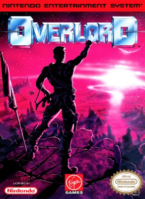 Overlord Cover Art