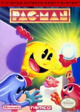 Pac-Man [Namco] Cover Art