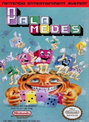 Palamedes Cover Art