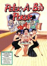 Peek A Boo Poker Cover Art
