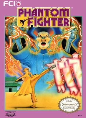 Phantom Fighter Cover Art