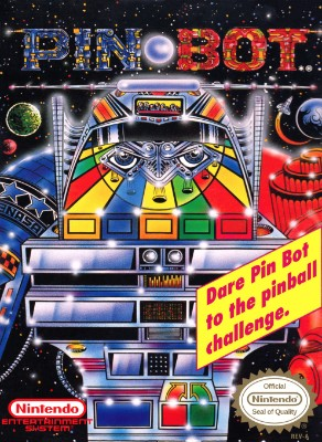 Pin-Bot Cover Art