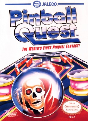Pinball Quest Cover Art