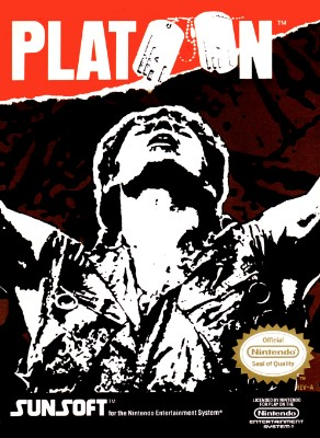 Platoon Cover Art
