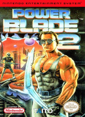 Power Blade 2 Cover Art