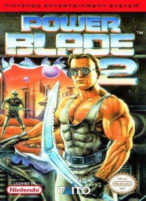 Power Blade 2 Cover Art