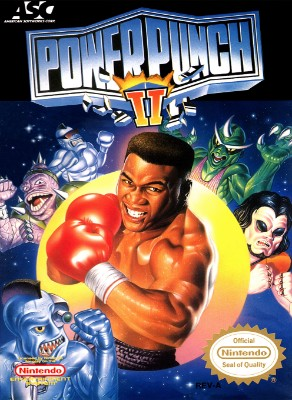 Power Punch II Cover Art