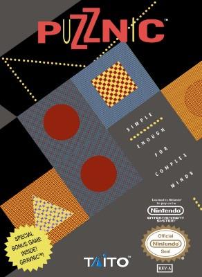 Puzznic Cover Art