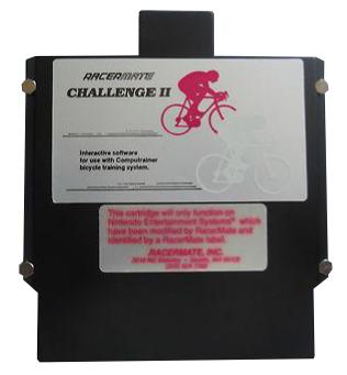 RacerMate Challenge II Cover Art