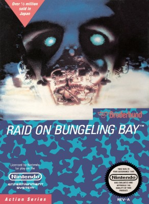Raid on Bungeling Bay Cover Art