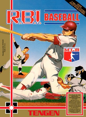 R.B.I. Baseball [Unicensed] Cover Art