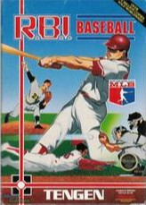 R.B.I. Baseball Cover Art