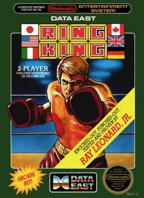 Ring King Cover Art