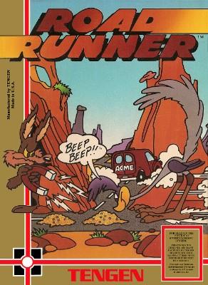 Road Runner Cover Art