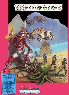Robodemons Cover Art