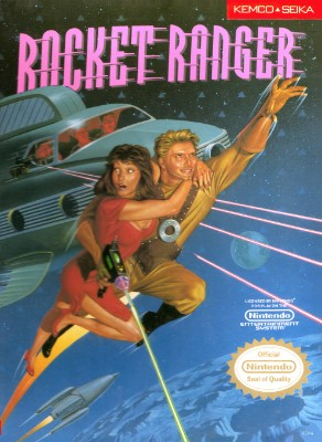 Rocket Ranger Cover Art