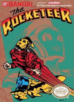 Rocketeer Cover Art