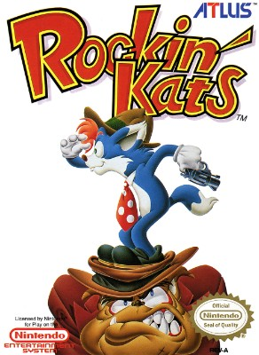 Rockin' Kats Cover Art