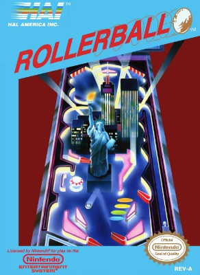Rollerball Cover Art