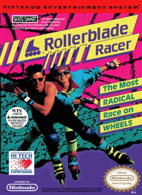Rollerblade Racer Cover Art
