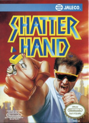 Shatterhand Cover Art