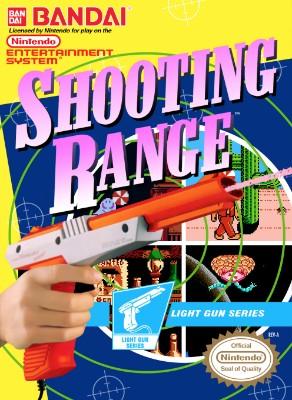 Shooting Range Cover Art
