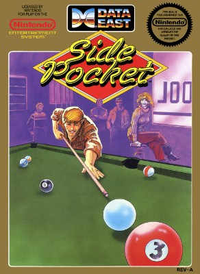 Side Pocket Cover Art