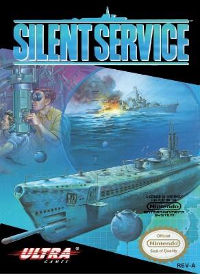 Silent Service Cover Art