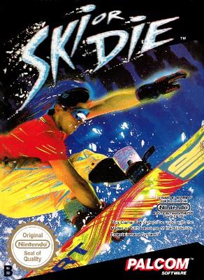 Ski or Die Cover Art